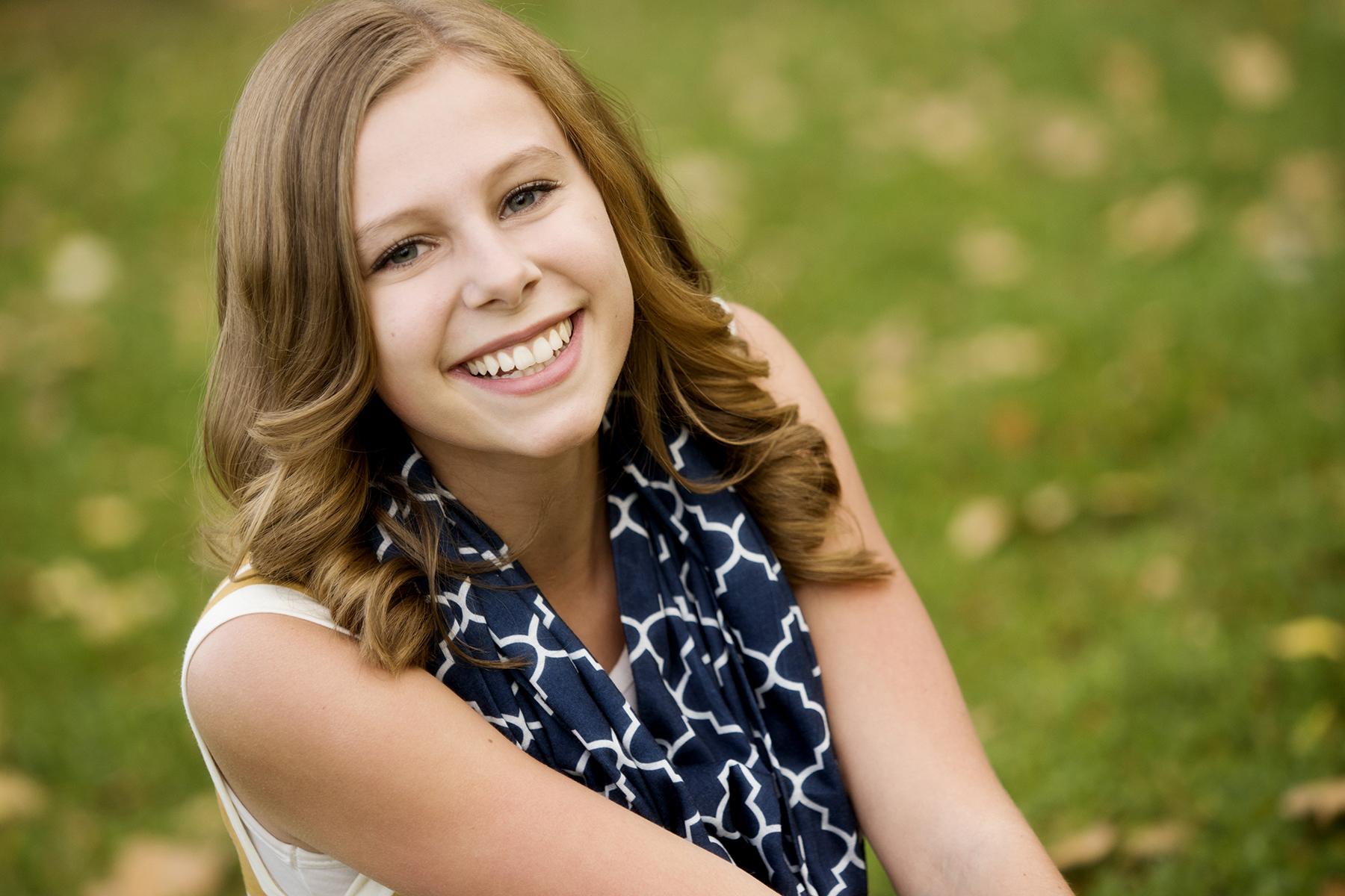 Utah Photos young woman smiling happy bokeh