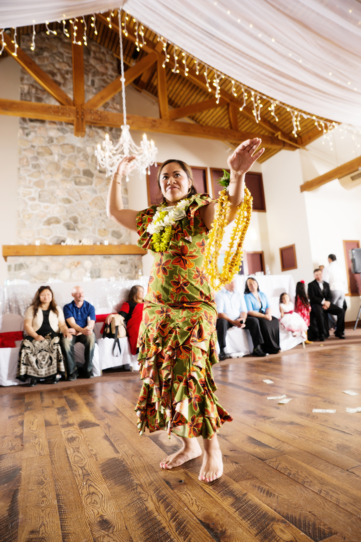 Polynesian Wedding Dance