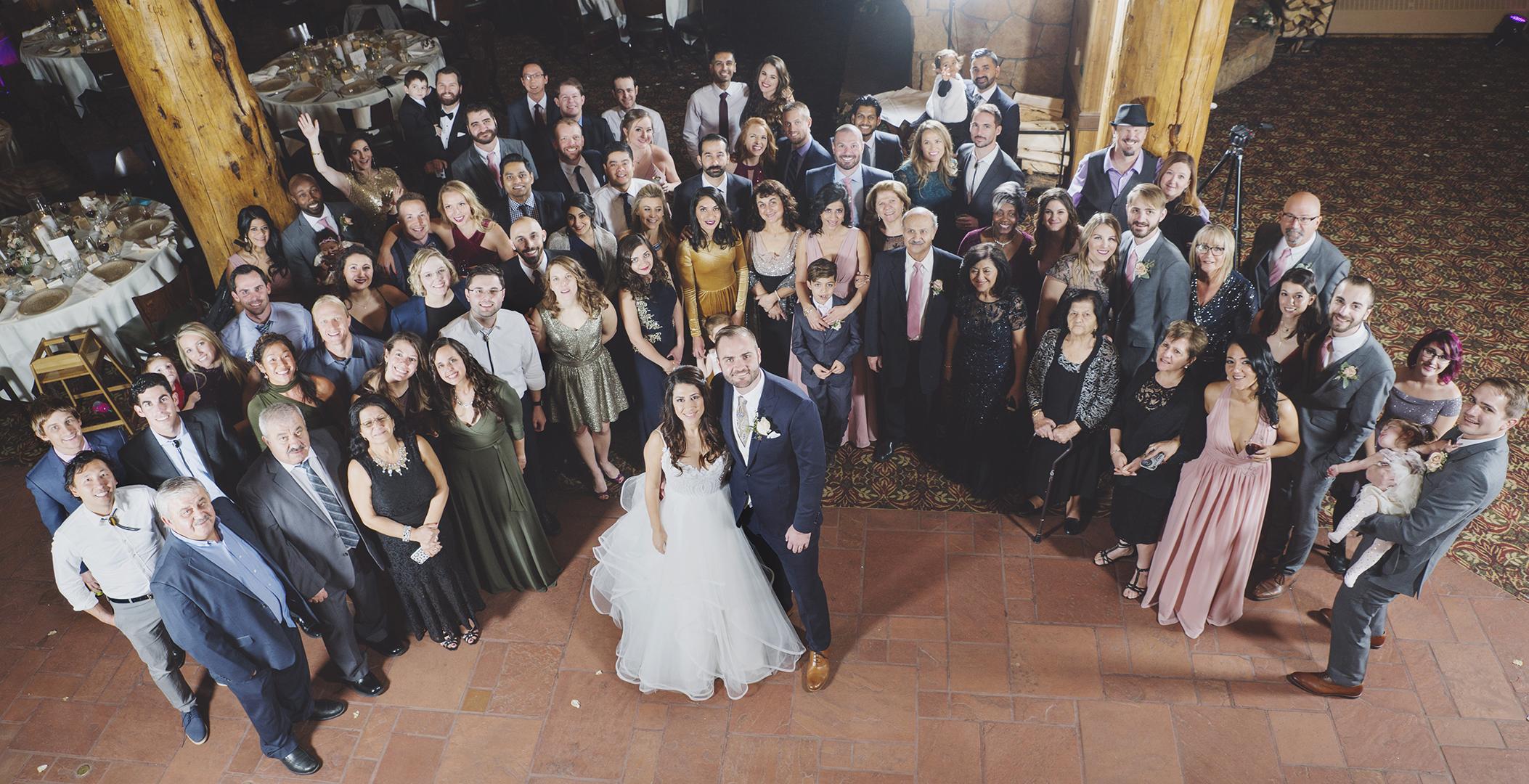 Entire Wedding Party