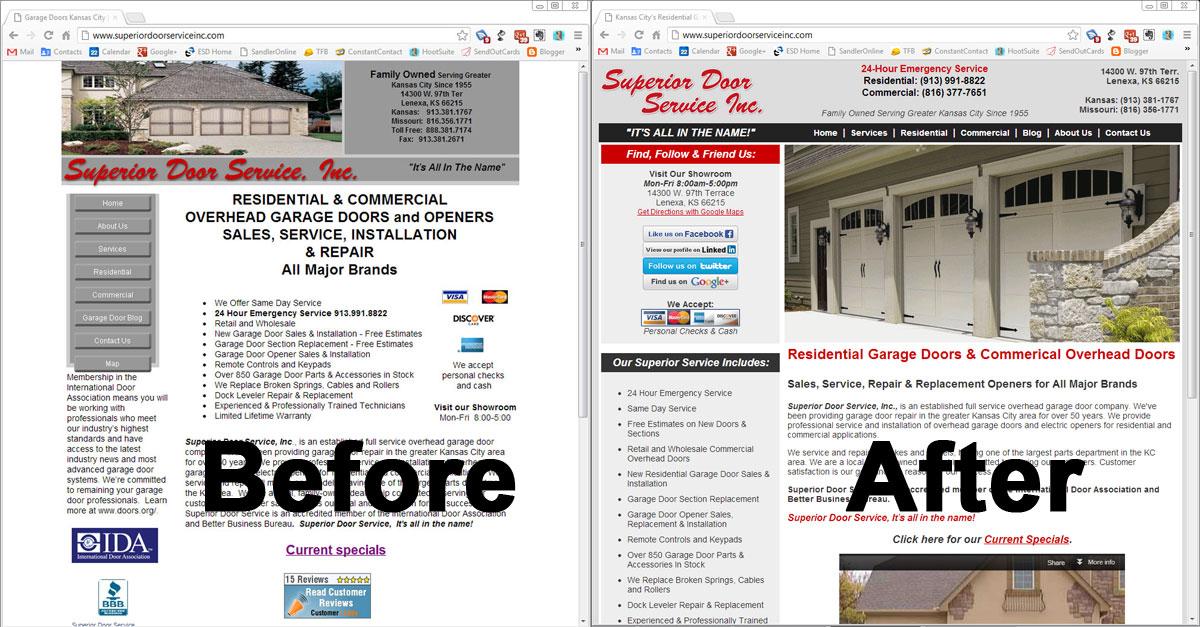 Superior Door Service, Inc.