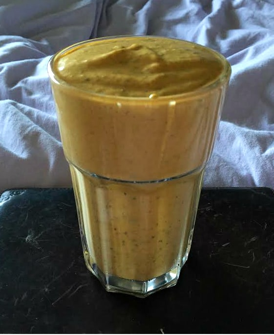 Healthy Recipe: Guilt-Free Pumpkin Spice Smoothie Sorry Starbucks, Your PSL Doesn't Hold A Candle To This!