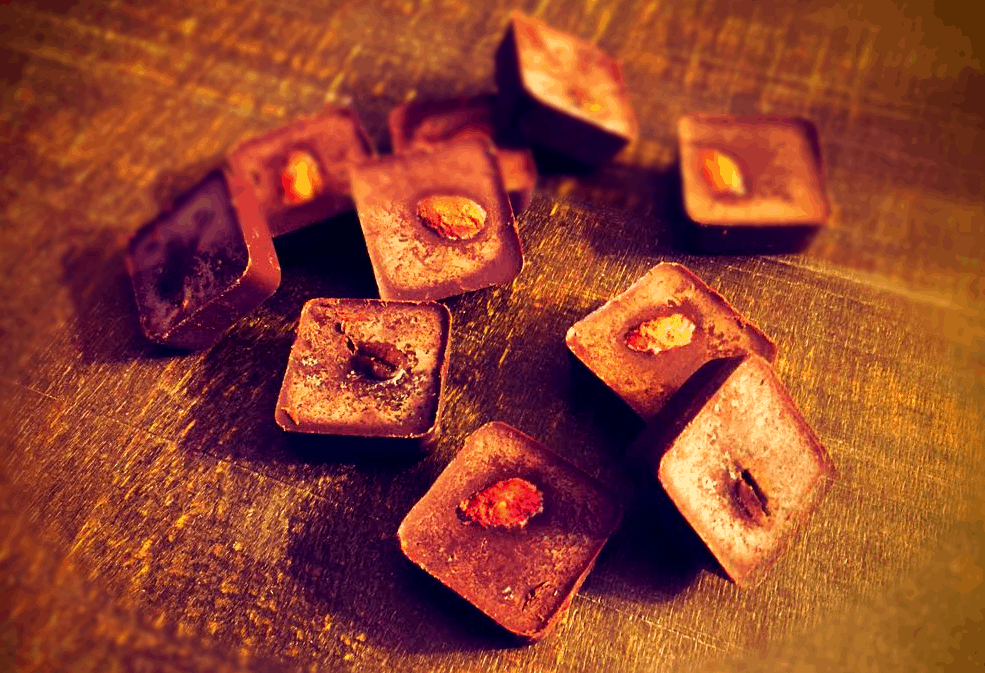 Homemade Dark Chocolate From Christie's Chocolate Factory! A Healthy(ish) DIY Holiday Gift
