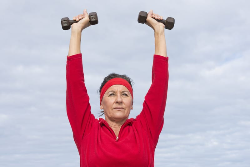 Over 50? 6 Reasons You Need To Start Lifting Weights NOW! Already Lifting? Read This Anyway