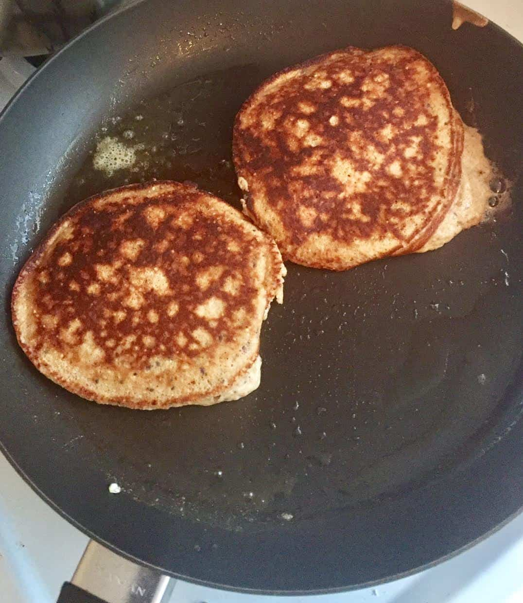 Healthy Recipe: Sugar Free Whole Grain Pancakes New Year's Brunch Doesn't Have To Derail Your Healthy Diet!
