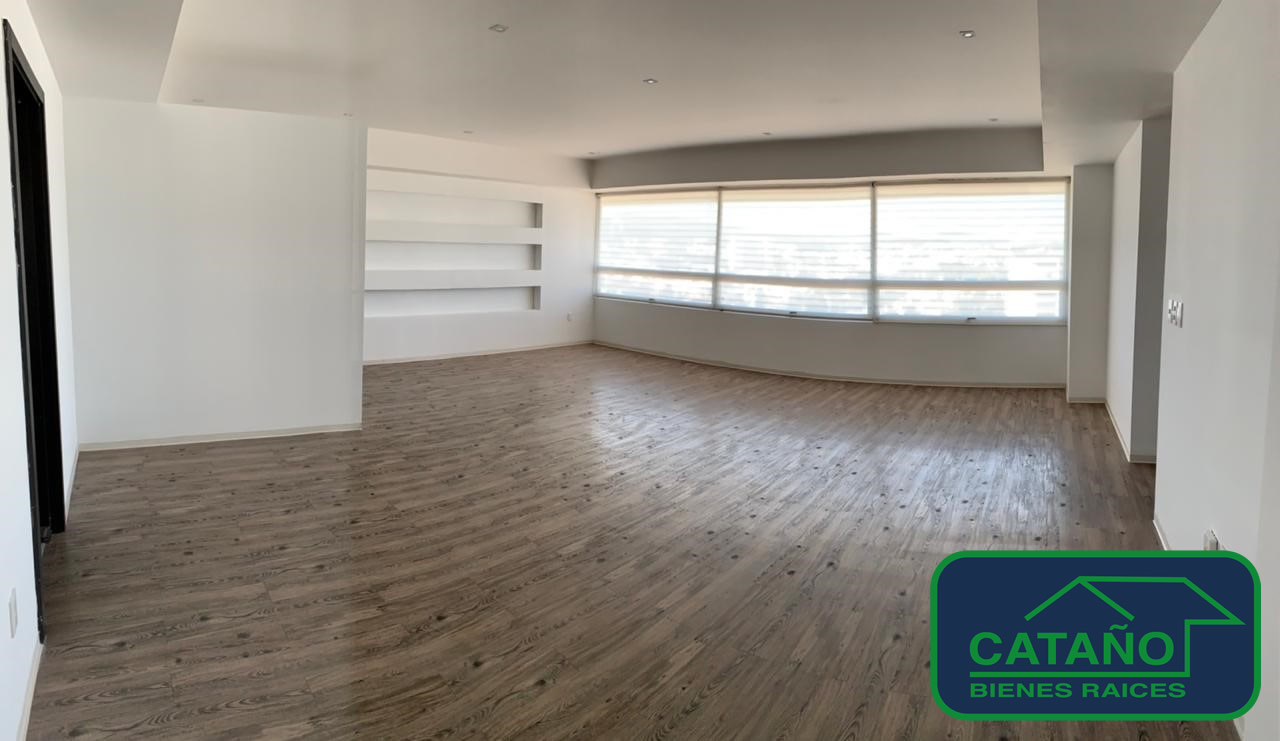 Carretera Mex-Toluca – Excelente departamento en renta en «Sendero Santa Fe»