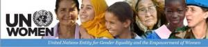 UN women banner