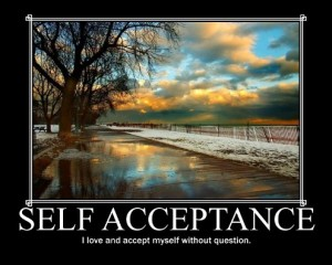 acceptance of self