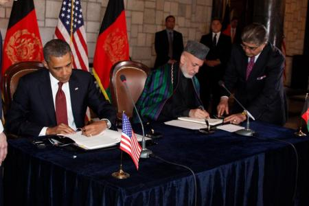 K-O signing agreement