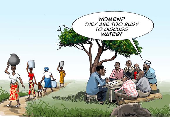 WOMEN WATER