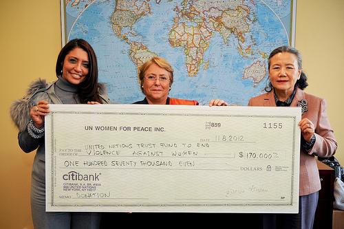 un women trust fund