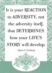 Adversity Uchtdorf