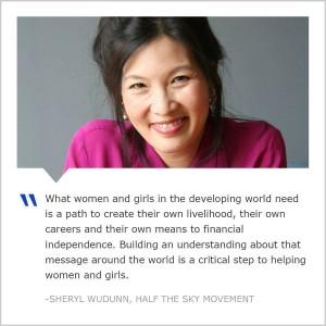 Sheryl Wedunn profile