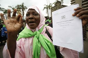 Kenyan-activist-2011-demonstration-for-new-Constitution