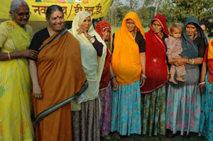 VAN empowerment of women and children