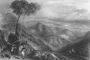 van valley of Dehradun,