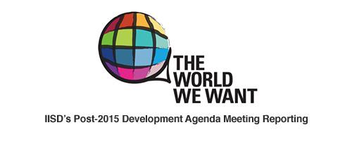 IISDs-Post-2015-Development-Agenda-Meeting-Reporting