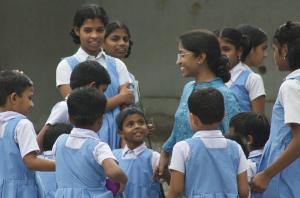 sunitha children saved