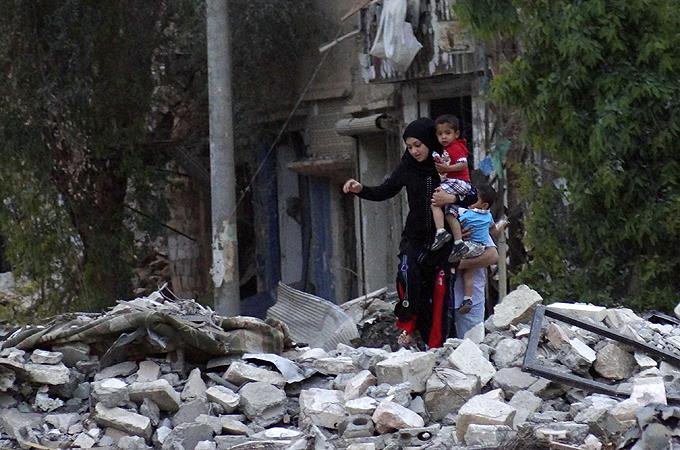 syria enough