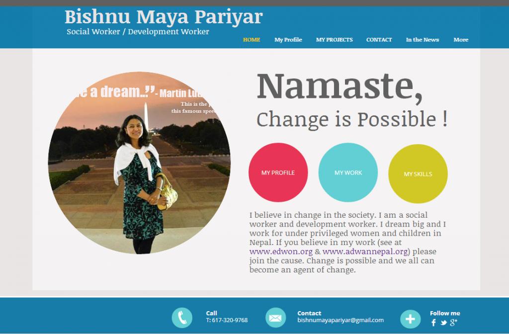 Bishnu change is possible