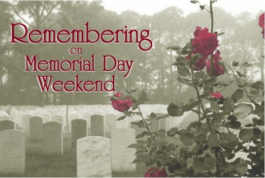 Memorial Day remembering