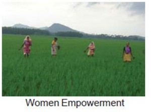 RURAL WOMEN MAY 2013 EMPOWERMENT