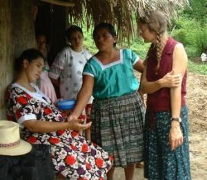 Sarah Kraft Guatemalan-Midwives-300x261