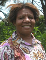 midwife new guinea
