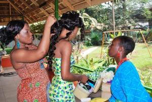 nigeria women industry