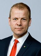 Heikki Eidsvoll Holmas, Norwegian Minister for International Development,