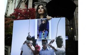 Nazanin Afshin-Jam stop child executions