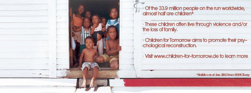 stephanie graf charity 33 mil children