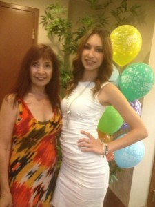 Shanette Seipt with daughter