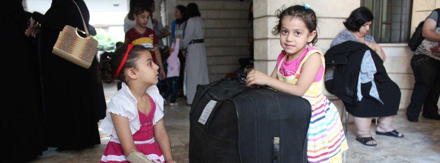 Syrische Flüchtlinge / Deutschland / Reuter