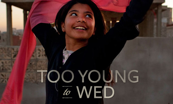 child marriage tooyoung