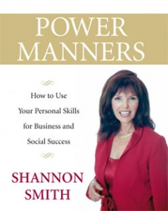 POWER MANNERS shannon smith