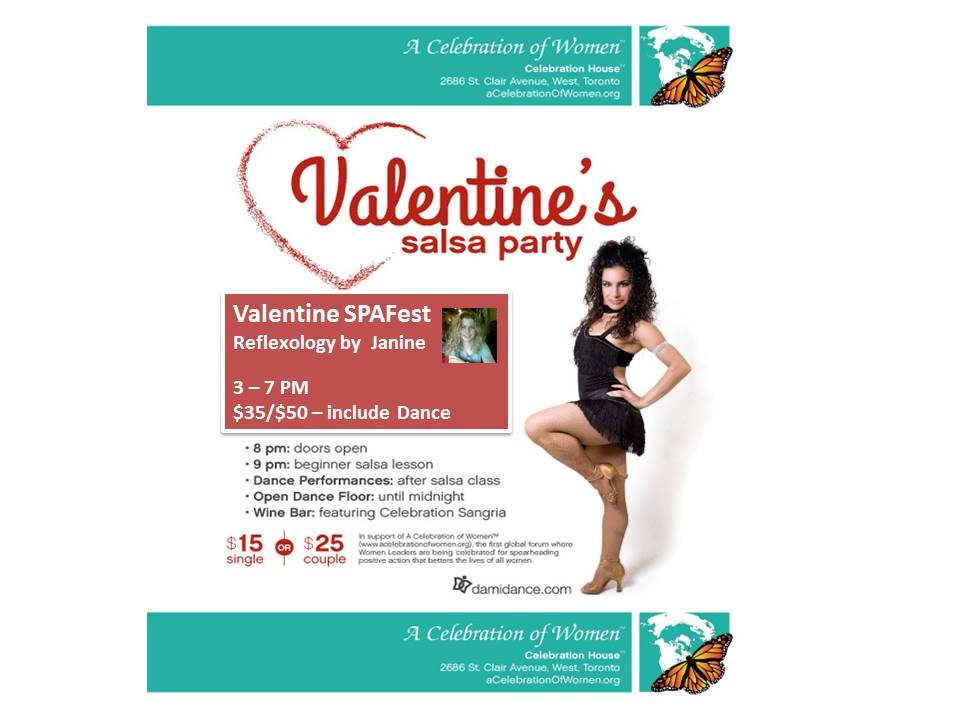 VALENTINE DANCE + SPAFest FEB 14