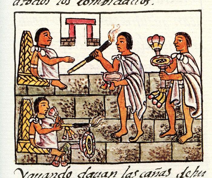 aztec women