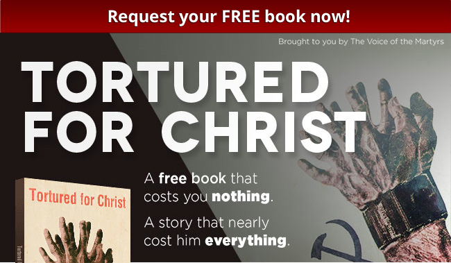 tortured for christ book free