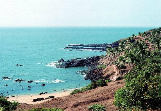 beach-goa-india