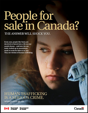 canada human trafficking