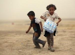 children under siege IRAQ