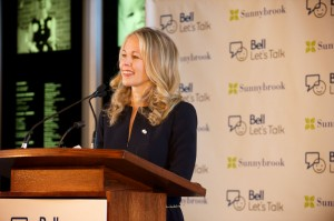 SUNNYBROOK HEALTH SCIENCES CENTRE - Bell Let's Talk