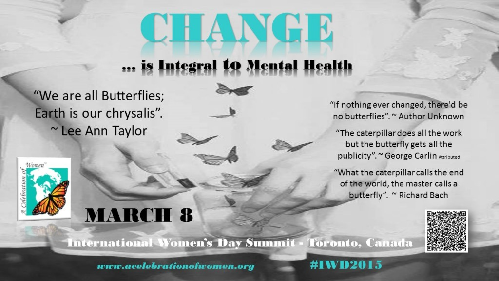 march 8 we are all butterflies