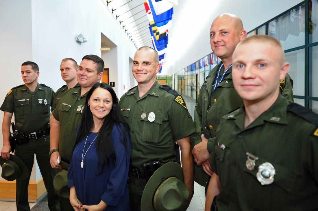 timea training human trafficking to police