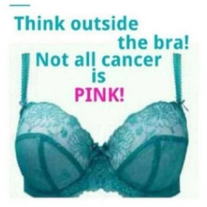 ovarian cancer is outside the bra