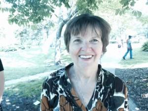 Lois White July 2015