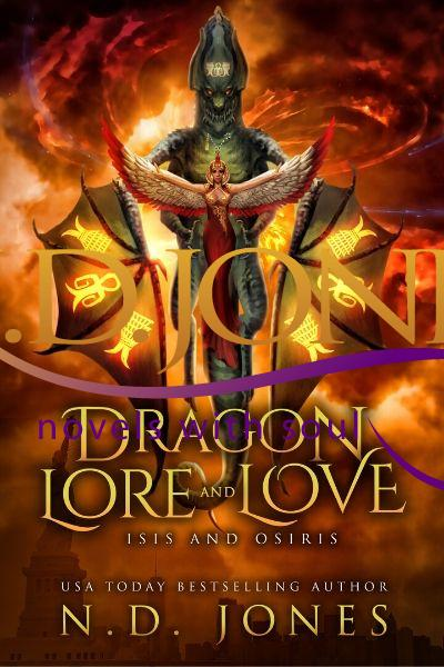 African American Paranormal Romance by ND Jones