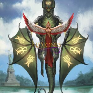 Dragon Lore and Love_ Isis and Osiris African American Paranormal Romance Novel by ND Jones