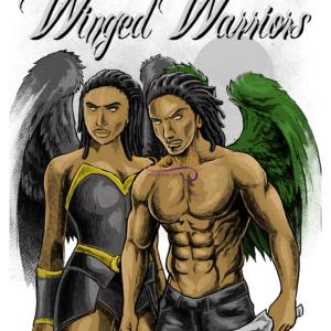 Winged Warriors Angel Romance by ND Jones