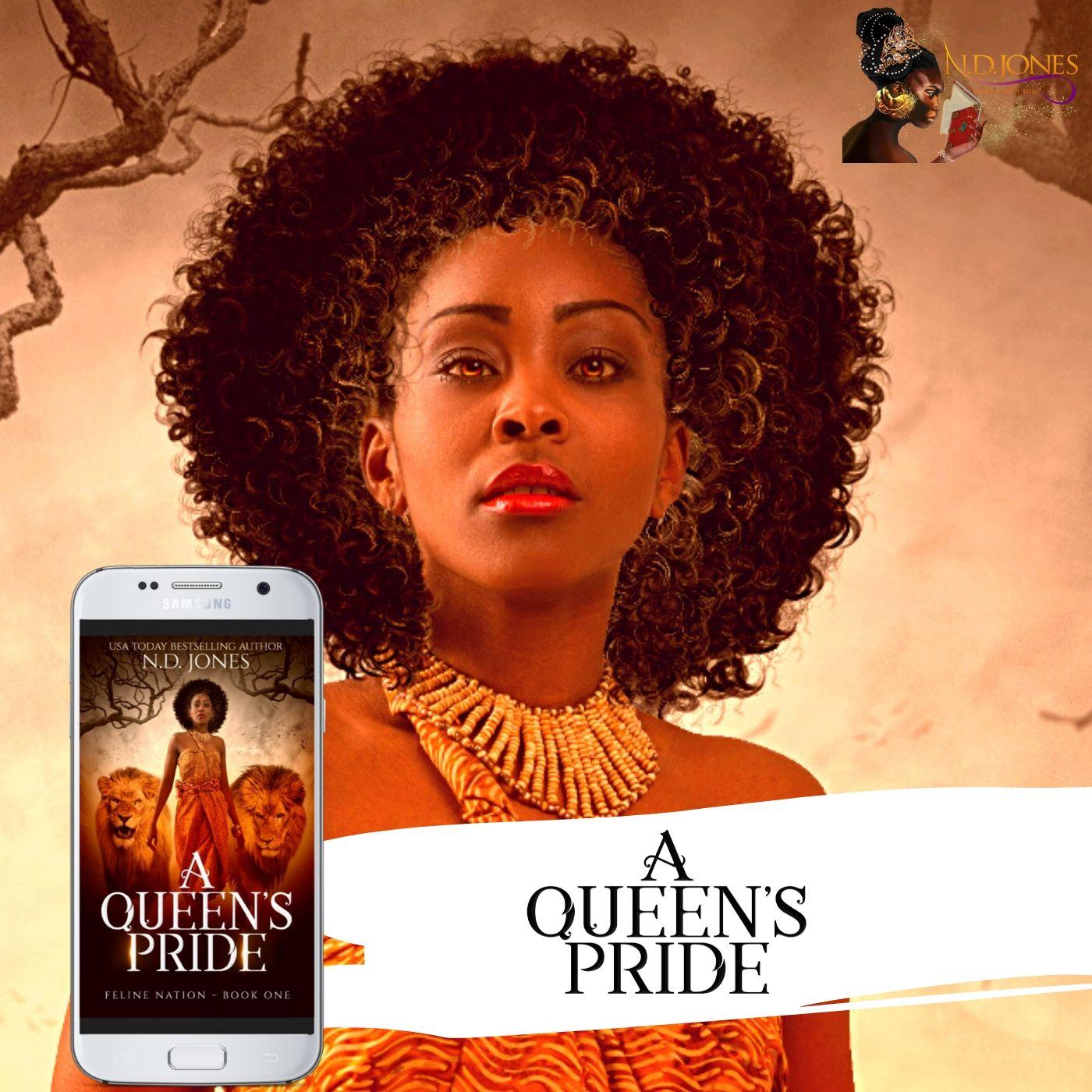 A Queeen's Pride Urban Fantasy Playlist by ND Jones